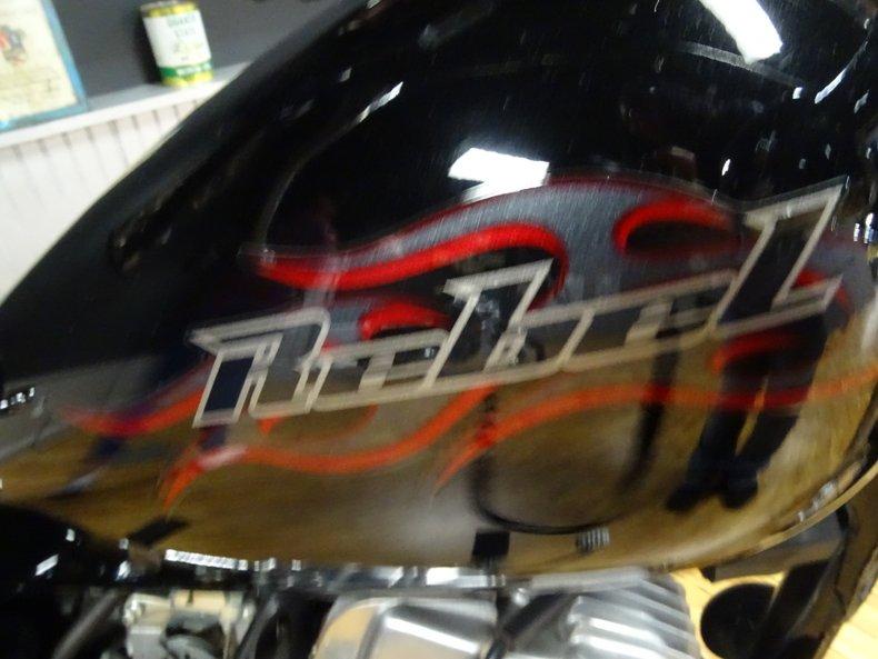 2005 honda cmx250c rebel