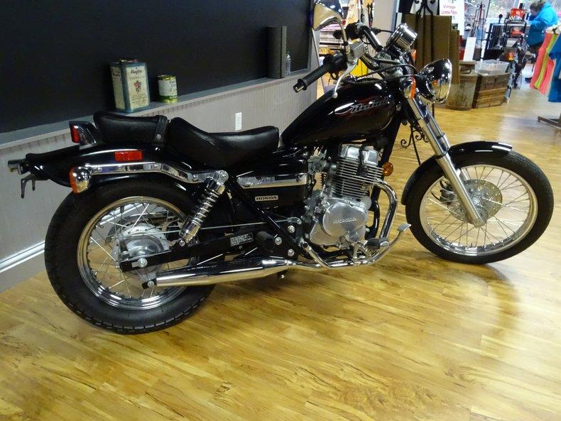 2005 Honda CMX250C