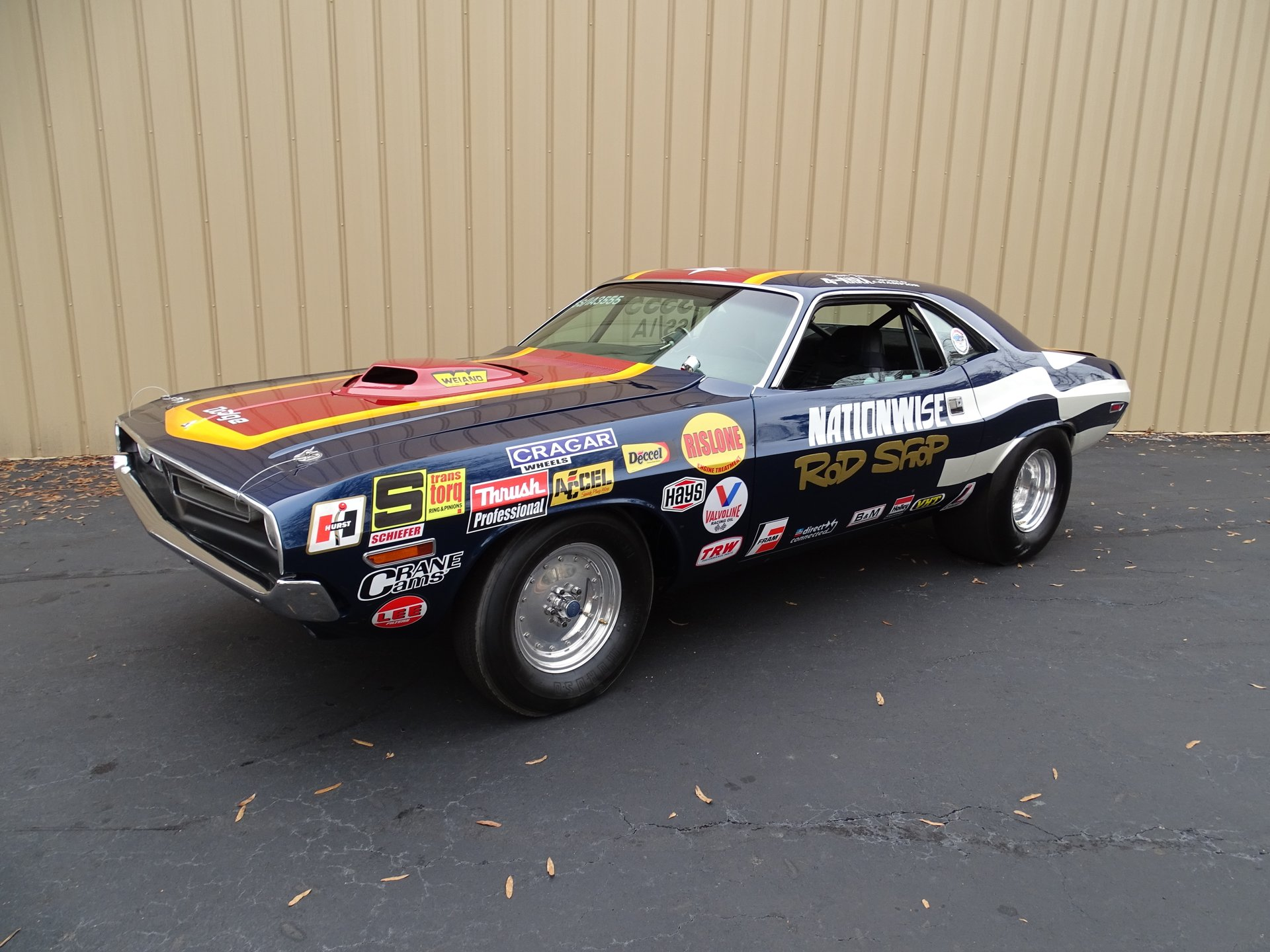 1971 Dodge Challenger Gaa Classic Cars