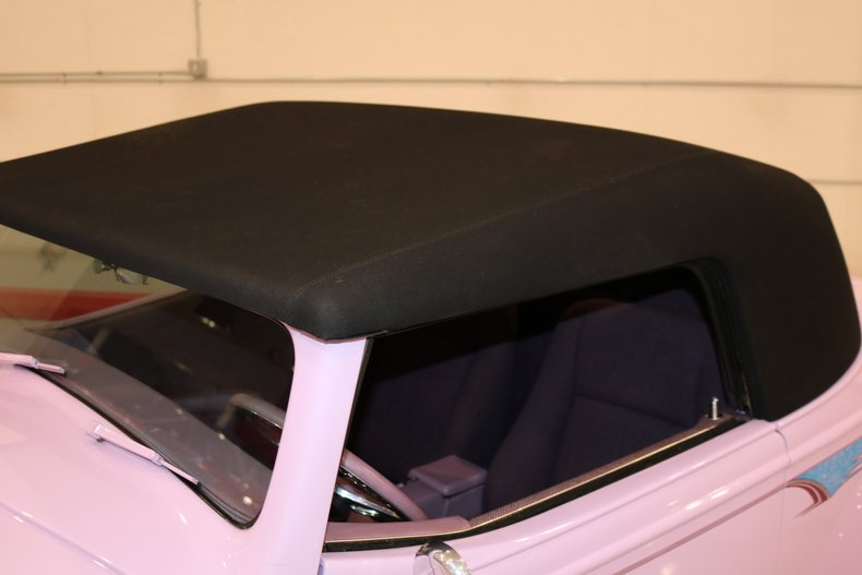 1935 chevrolet custom convertible