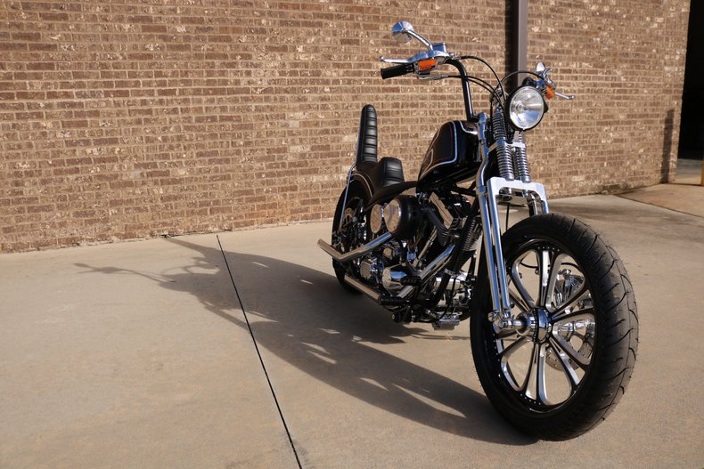 1981 harley davidson count s kustom special edition