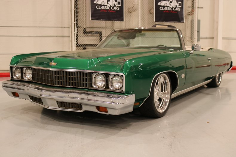 1973 Chevrolet Caprice | GAA Classic Cars