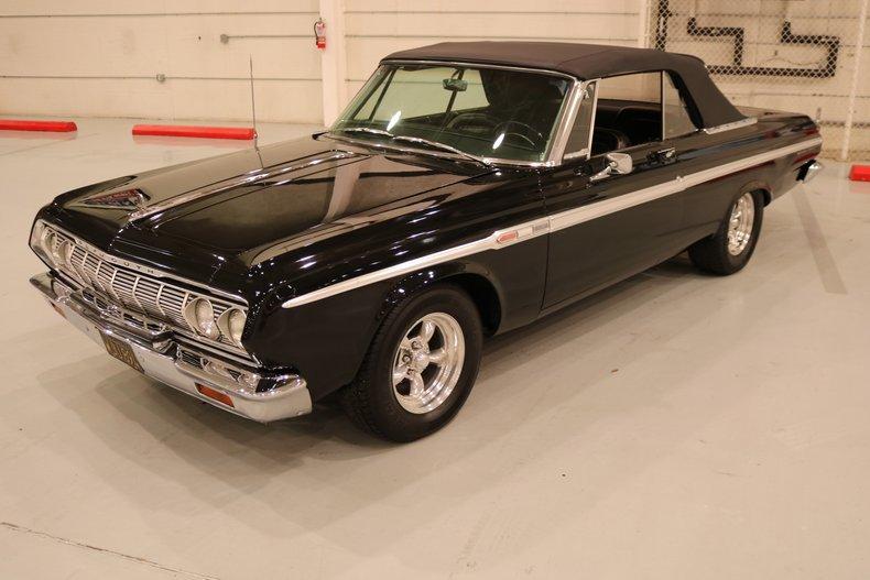 1964 Plymouth Sport Fury Gaa Classic Cars