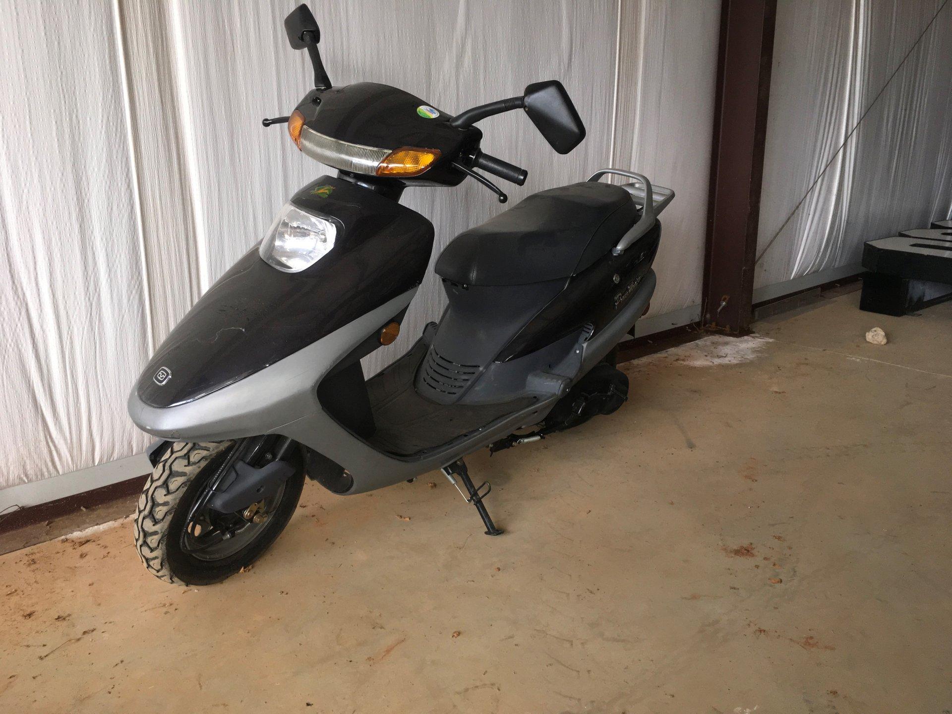 2015 linhai power max scooter