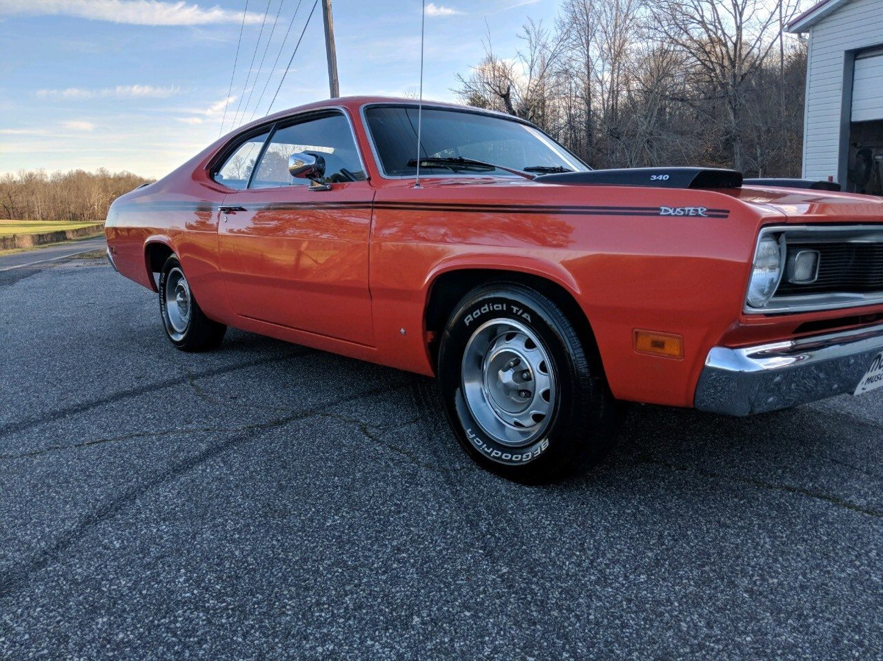 1970 plymouth duster gaa classic cars