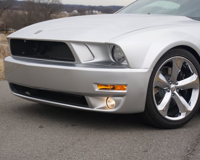 2010 ford mustang iacocca edition