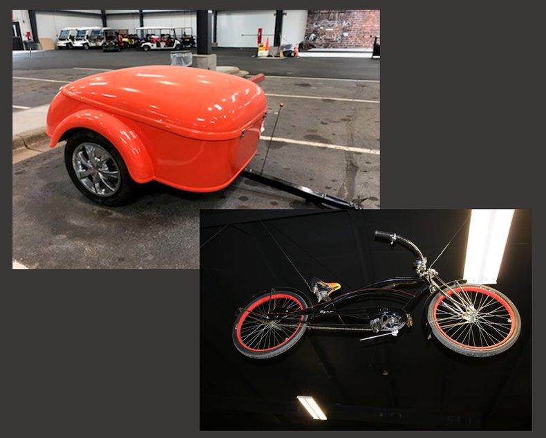 0 Custom Trailer & Roadster Dyno Bicycle