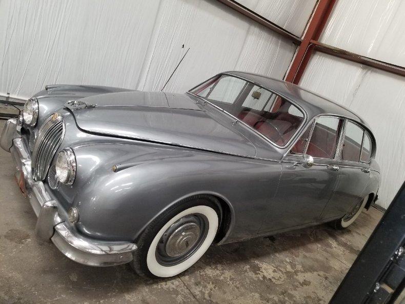 1960 Jaguar Mark II   GAA Classic Cars