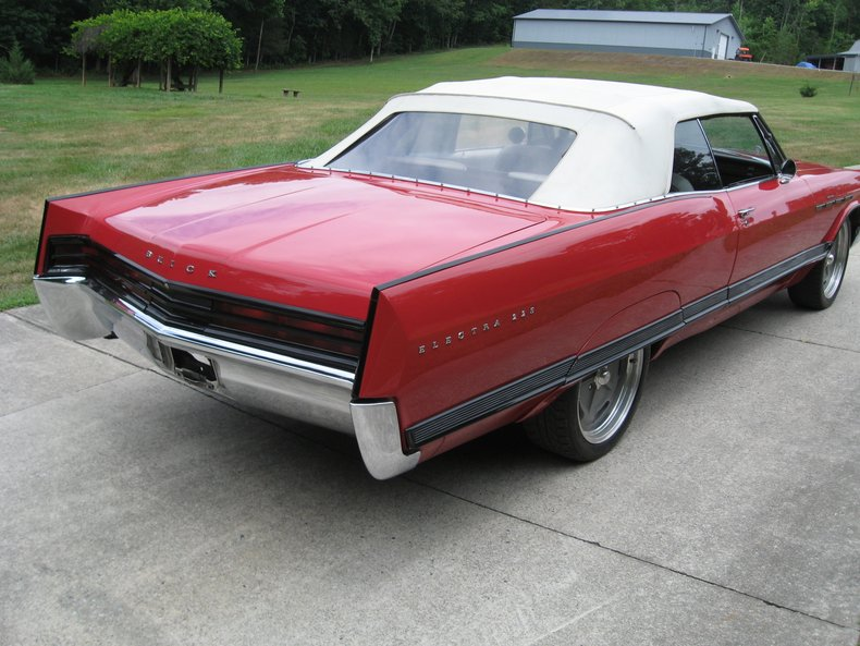 1965 buick electra 225 convertible