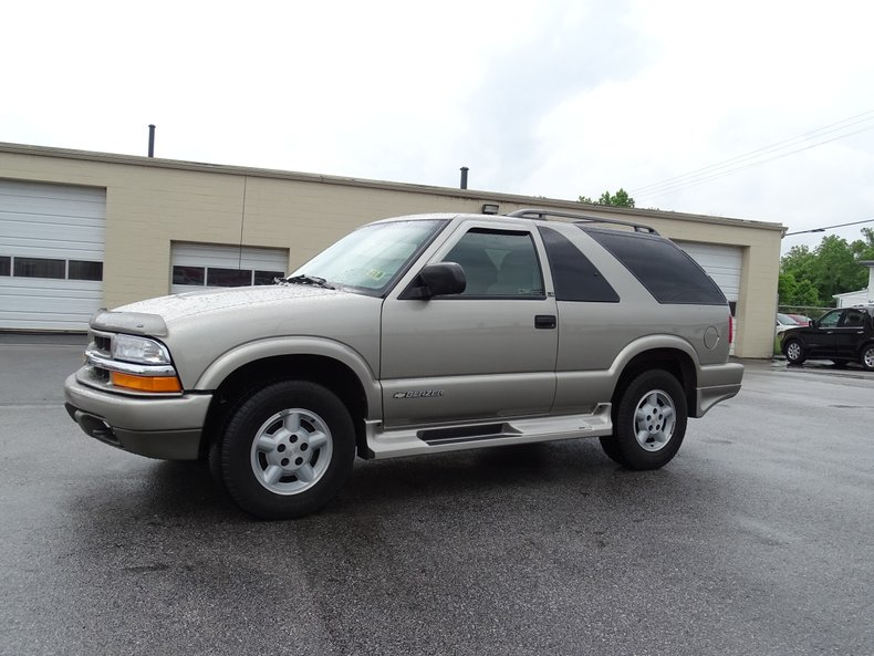 1995 chevrolet chevy blazer owners manual