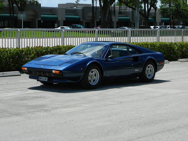 1977 Ferrari Berlinetta