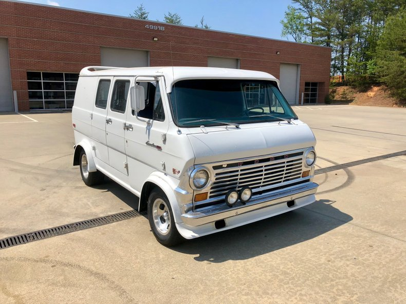 1973 ford econoline 100