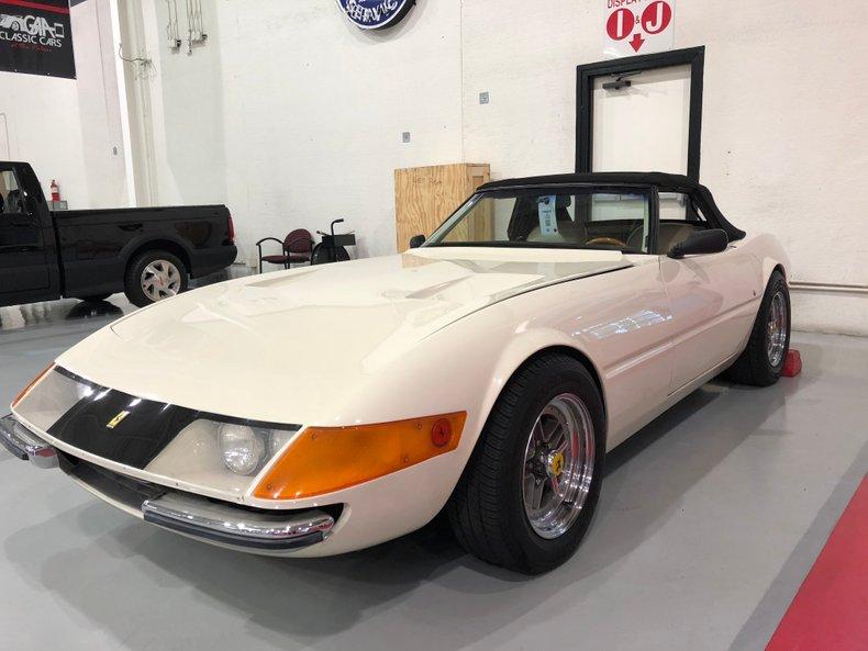 1978 chevrolet corvette 1972 ferrari daytona