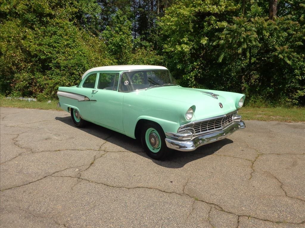 1956 ford mainline tudor sedan