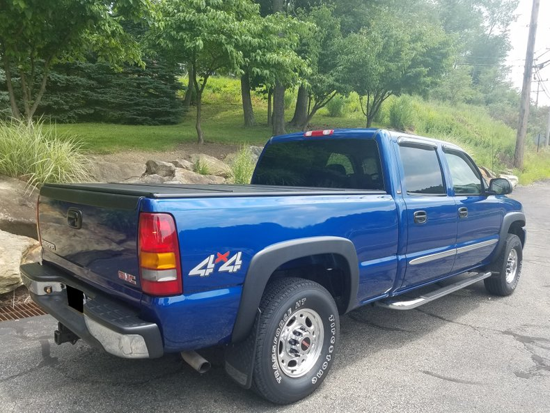 2003 gmc sierra slt 1500 hd