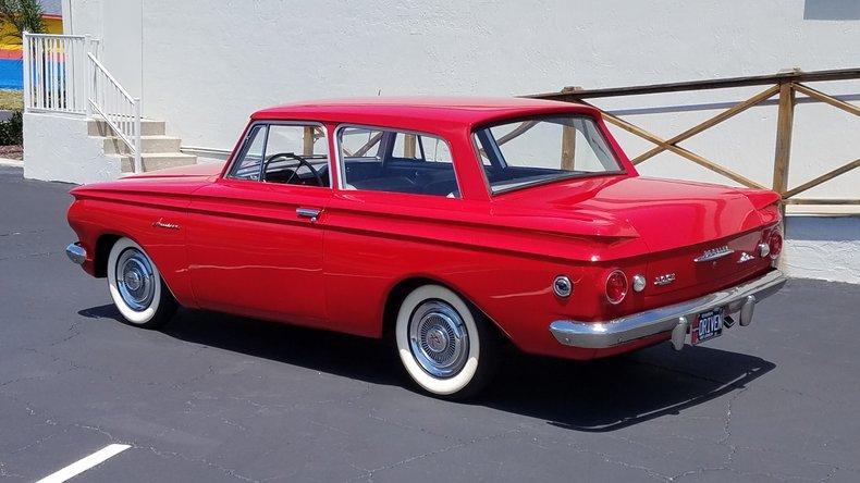 1962 rambler american deluxe
