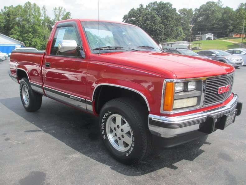 1988 gmc pickup truck