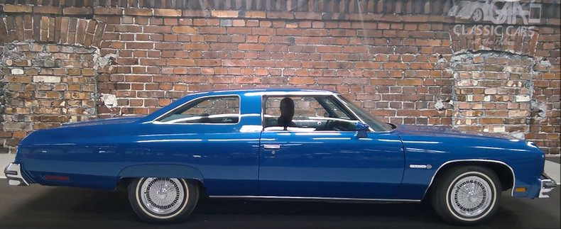 1976 Chevrolet Impala