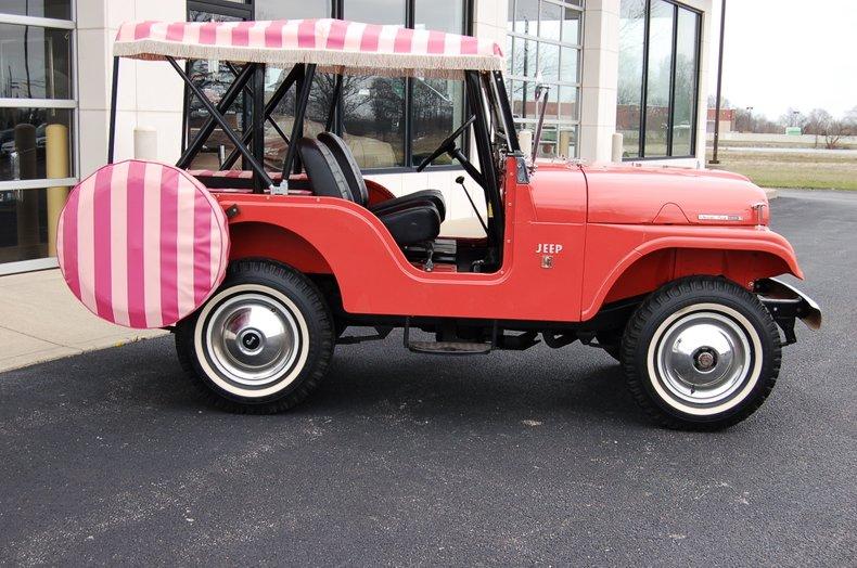1966 jeep cj 5 tuxedo park mark iv