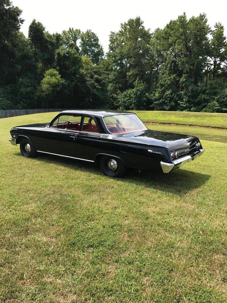 1962 chevrolet biscayne 409