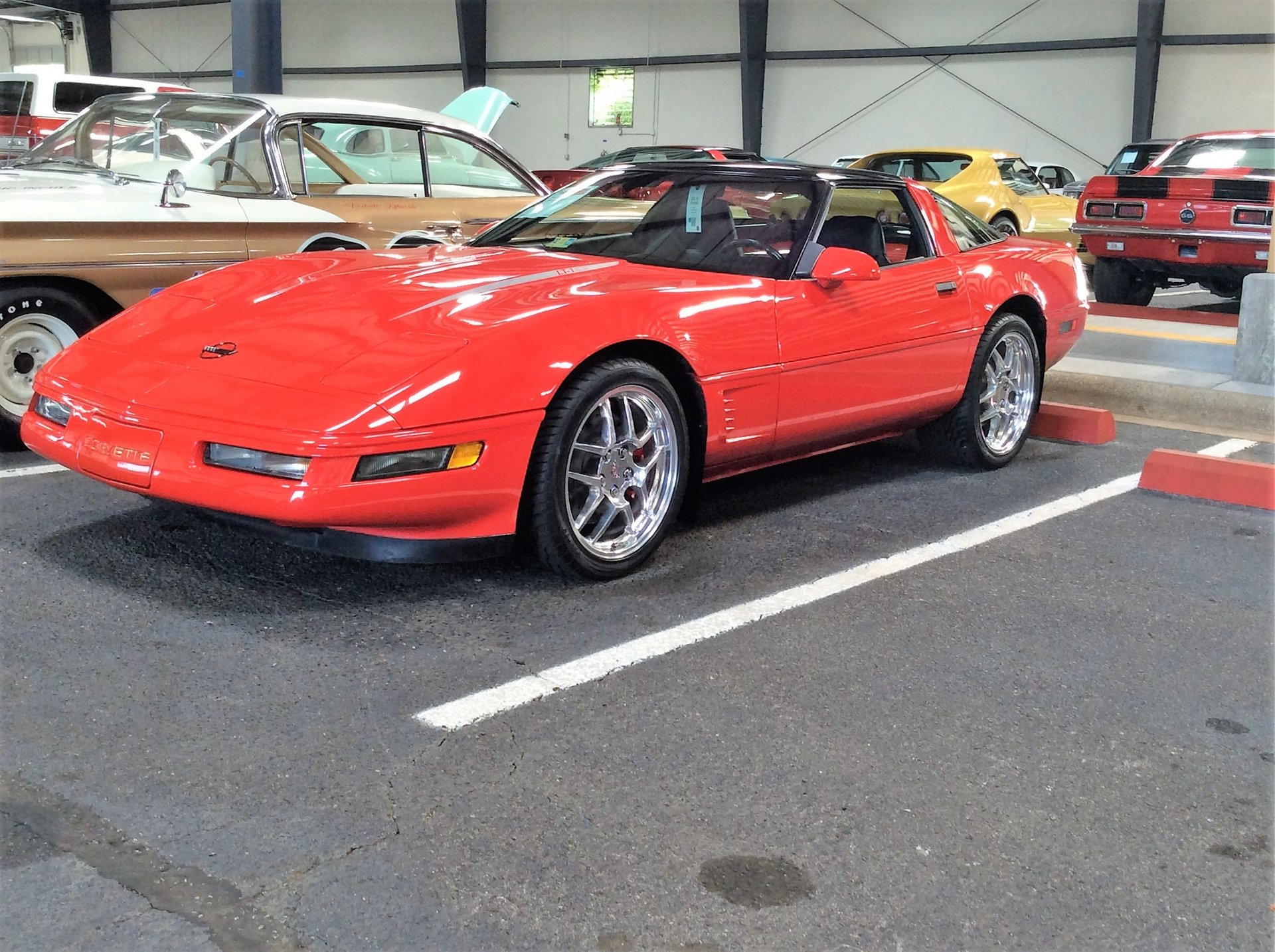 1996 chevrolet corvette lt1