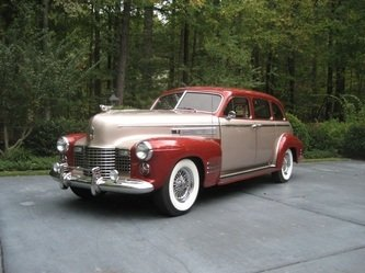 1941 Cadillac Fleetwood Series 75