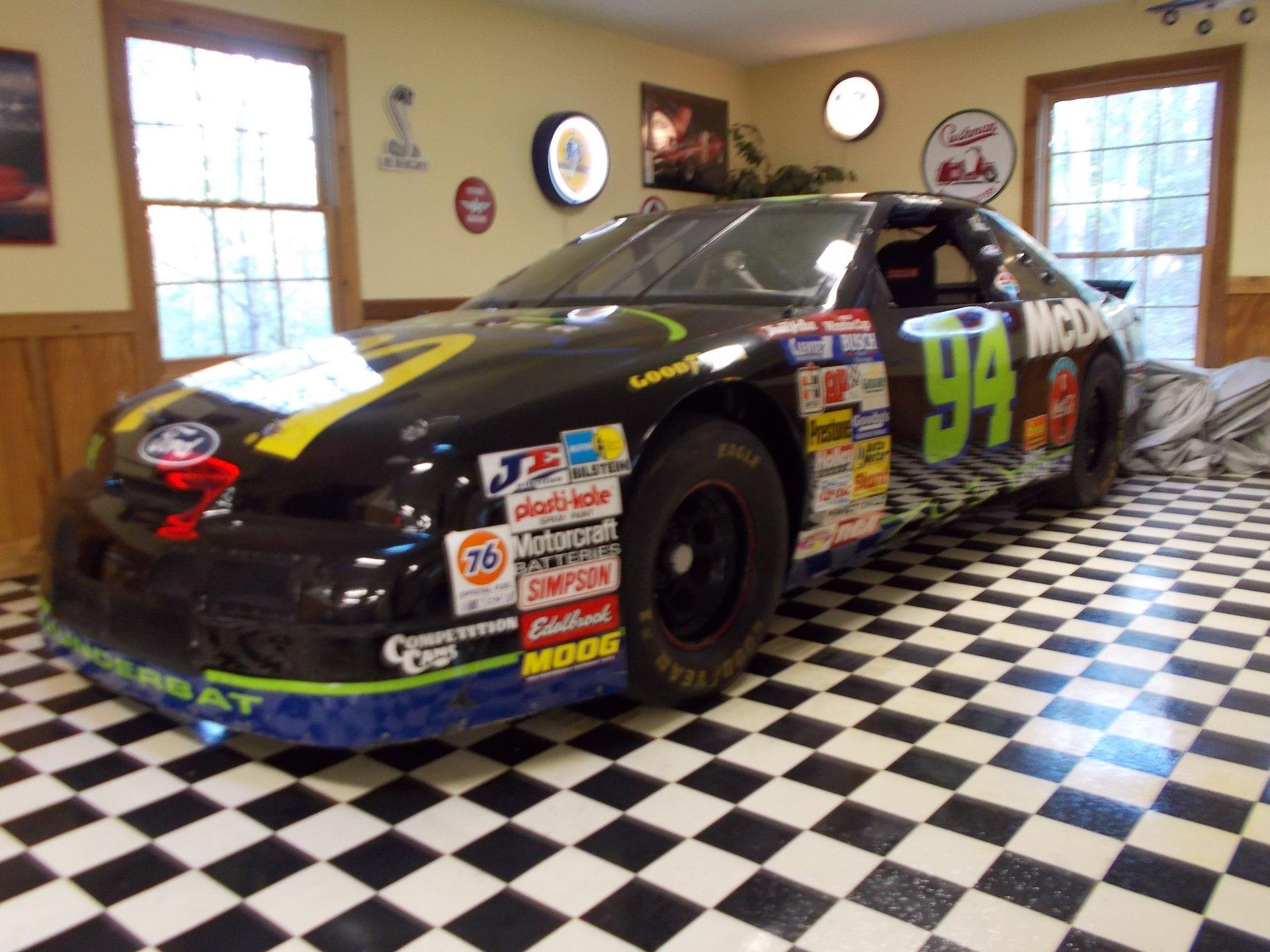 1995 ford thunderbat racecar