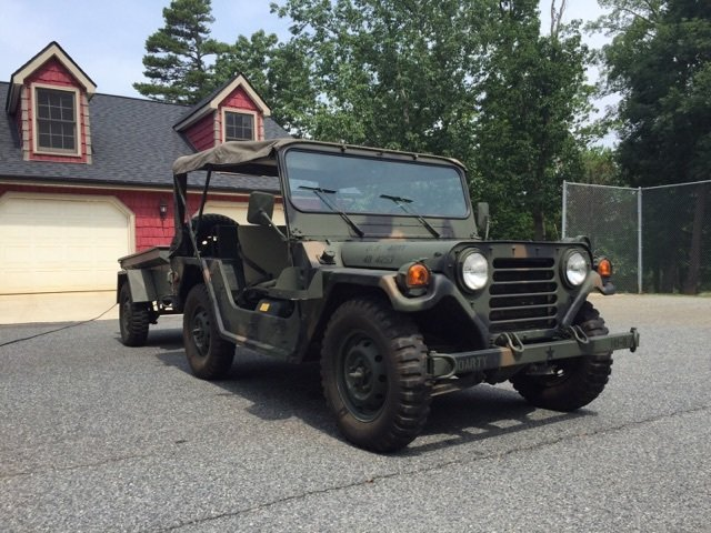 1971 ford m151a2