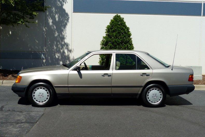 1987 mercedes benz 260