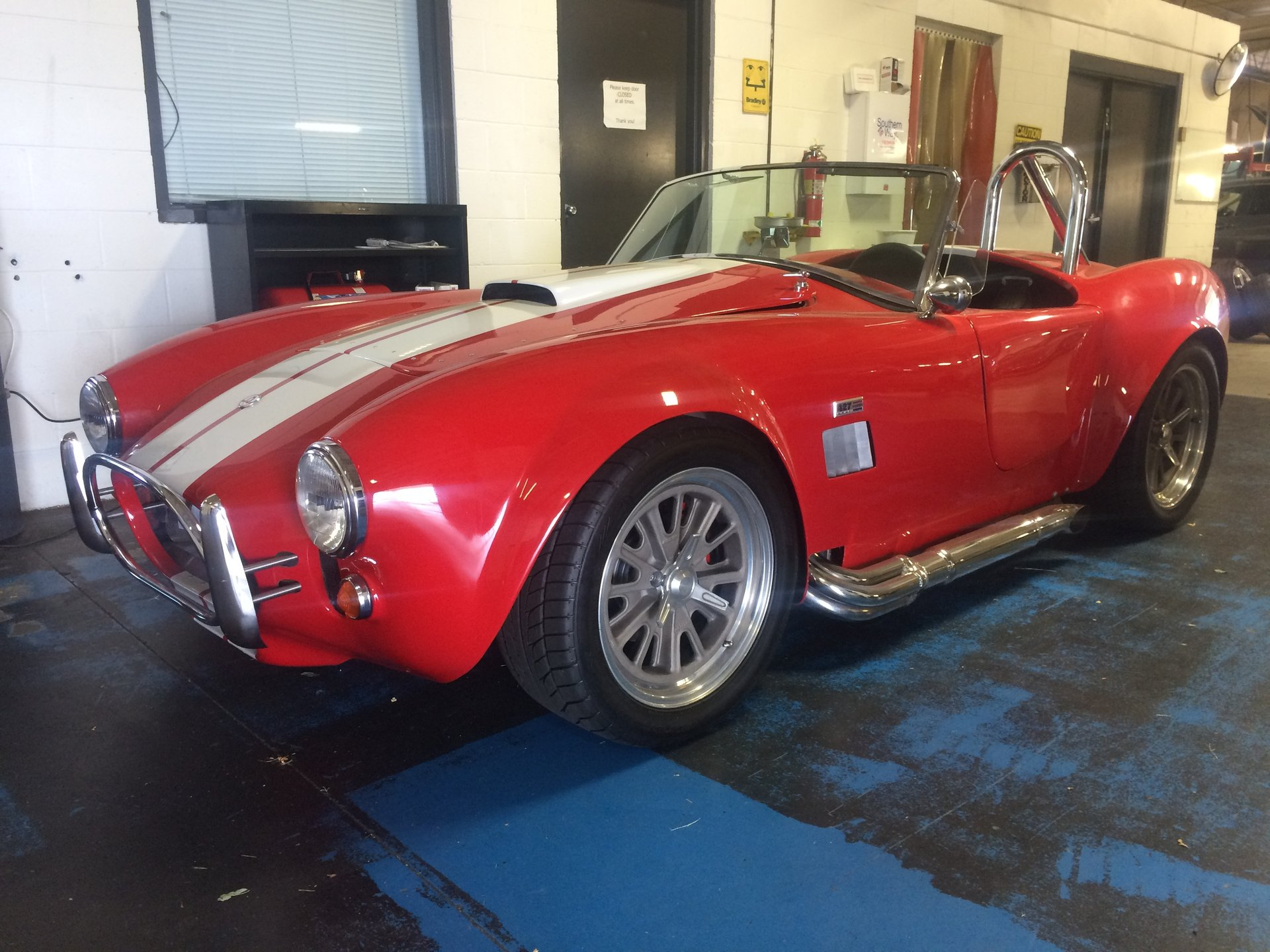 1965 factory five cobra kit car