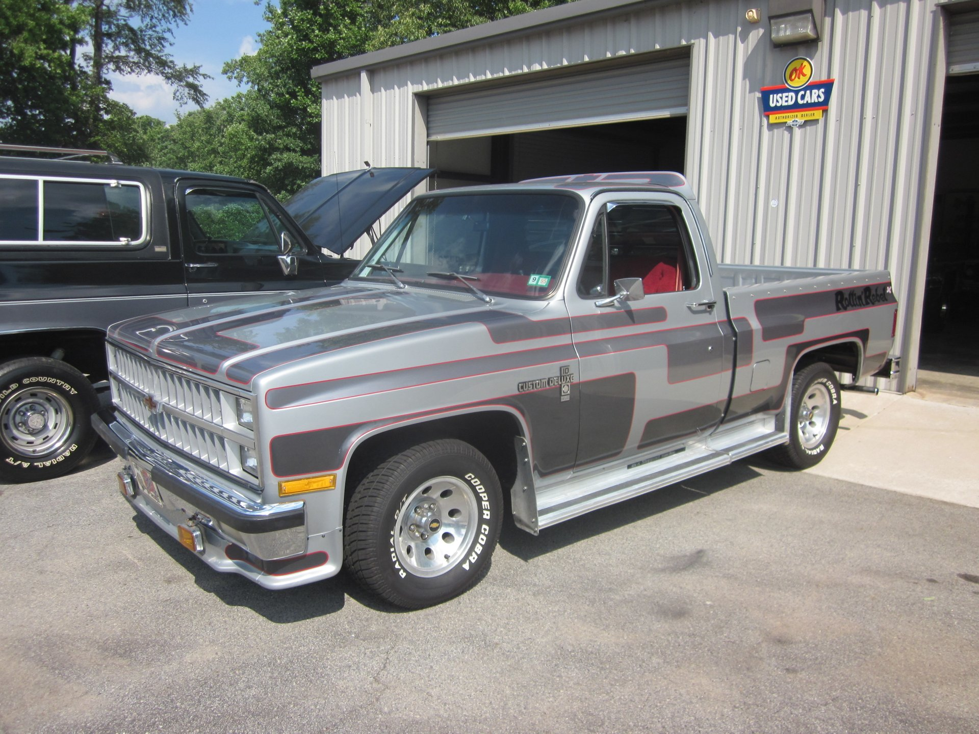 1981 chevrolet c10 limited edition