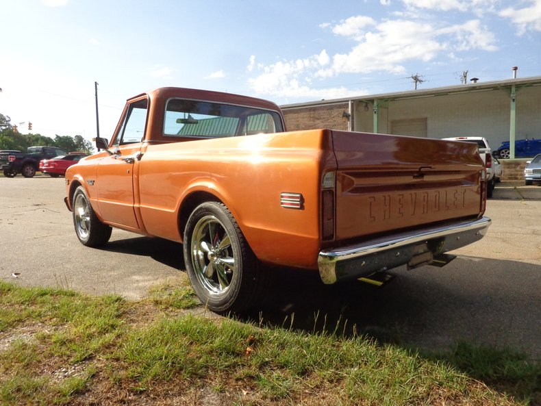 1969 chevrolet cst 10 396 fleet side