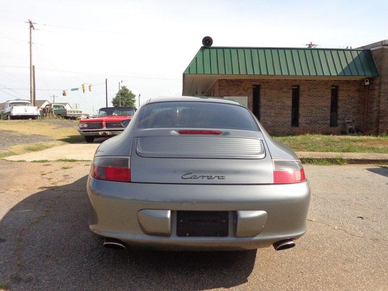 2003 porsche 911 carrera