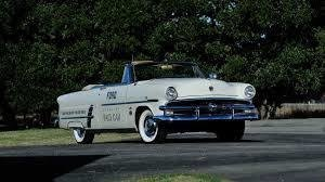 1953 ford sunliner pace car