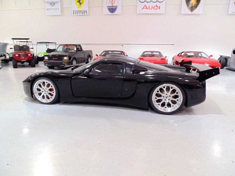 2010 assembled vehicles factory five gtm supercar