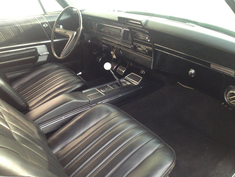 1968 chevrolet impala super sport