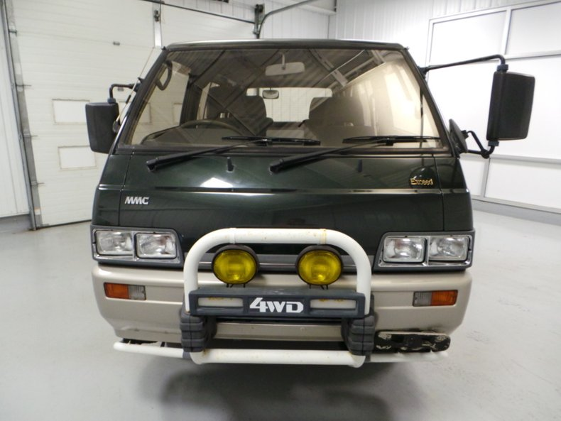 1988 mitsubishi delica exceed