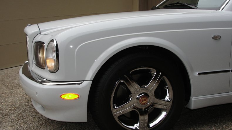 2003 bentley arnage twin turbo