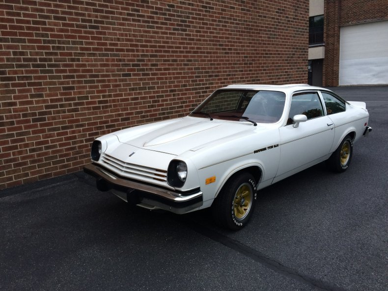 1976 chevrolet cosworth vega