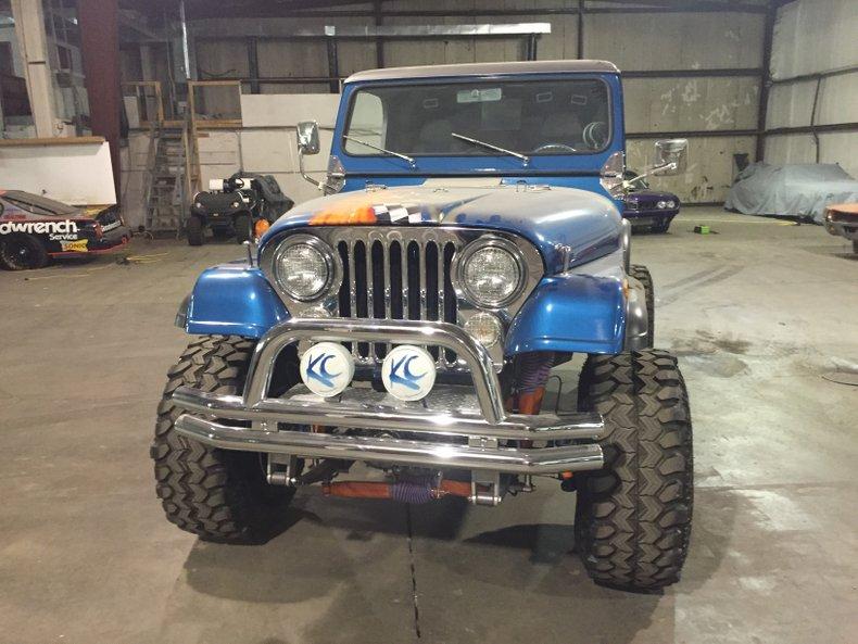 1983 jeep cj 7