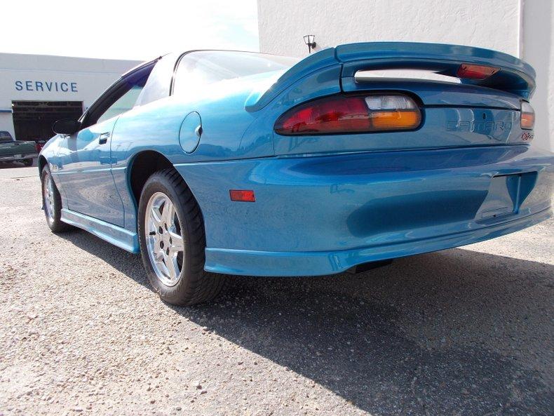1999 chevrolet camaro z28