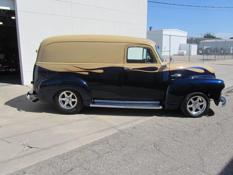 1955 chevrolet custom panel delivery