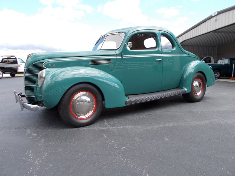1939 ford standard coupe