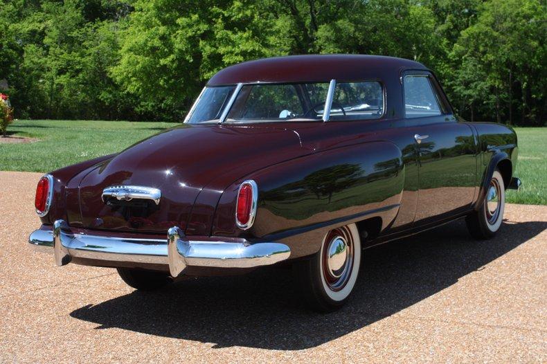 1950 studebaker champion starlight coupe