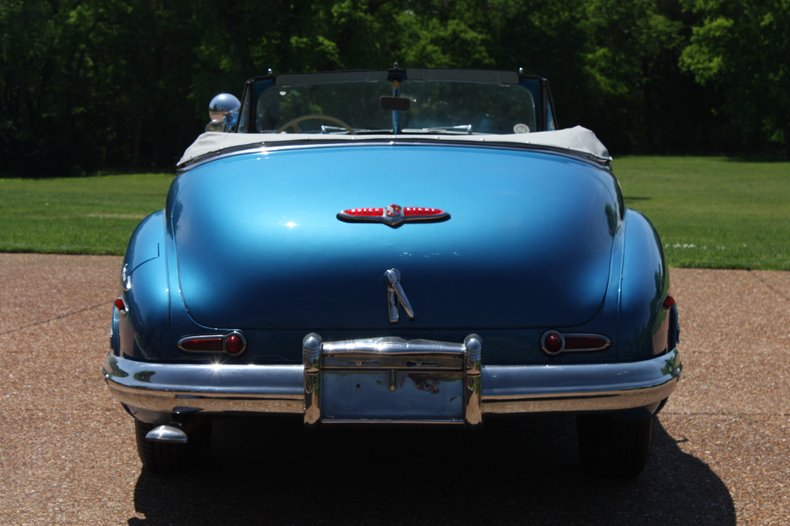 1942 buick super convertible