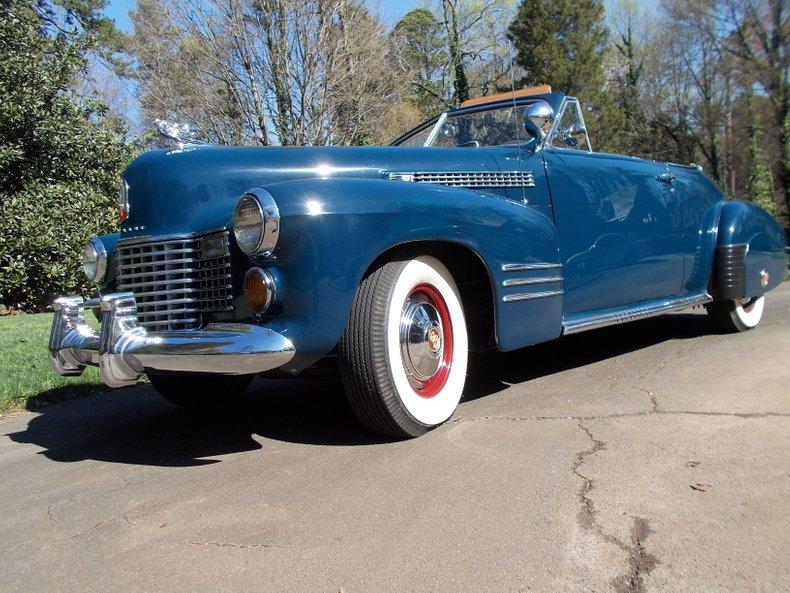 1941 Cadillac 6267 D