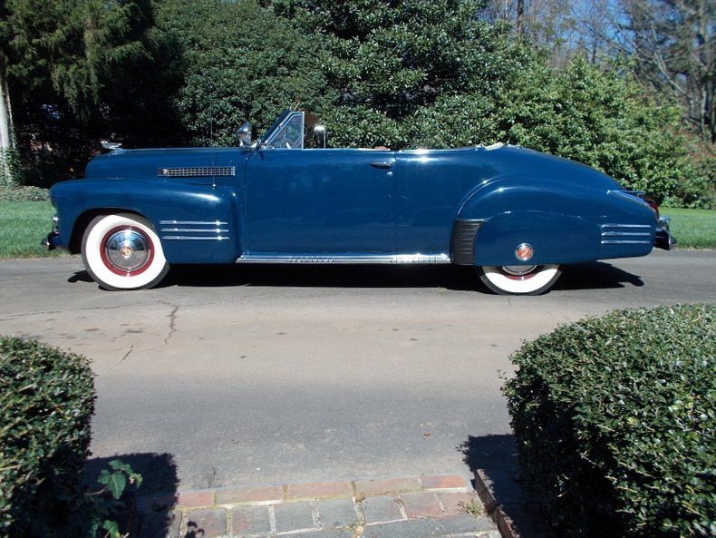1941 cadillac 6267 d convertible coupe