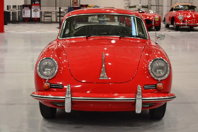 1962 porsche 356 coupe