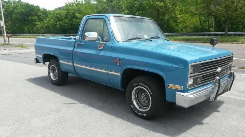 1984 Chevrolet Pick Up
