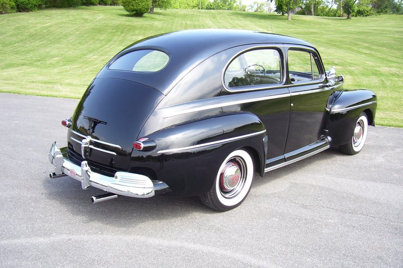 1946 ford tudor deluxe